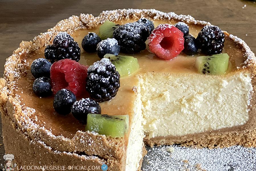NY Cheesecake Torta de queso