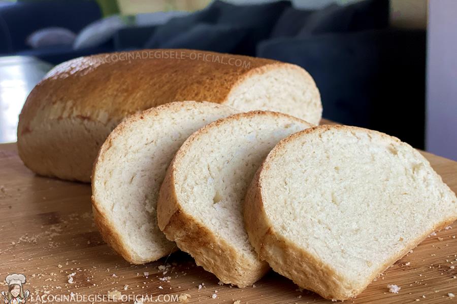 Pan de Molde Casero la cocina de Gisele oficial